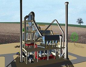 3D Iron Ore Plant