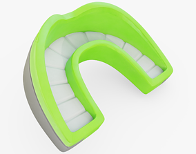 Mouthpiece 3D model