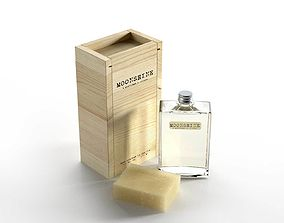 3D Moonshine Cologne With Soap