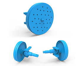 3D printable model Suspension System