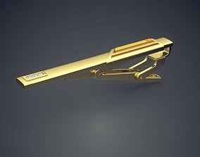 3D printable model Simple Classic Golden Diamond-Brooche
