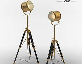 Floor Lamp Gramercy Home 3D model