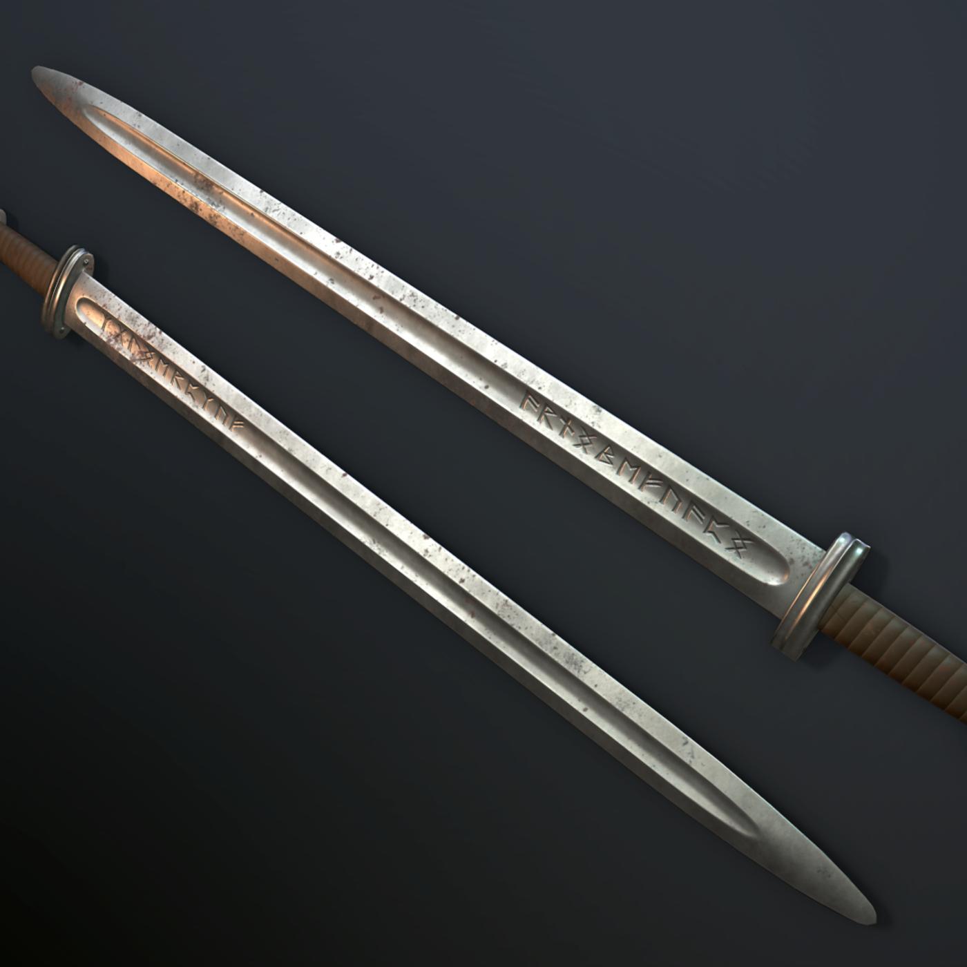 Scandinavian sword vol 5