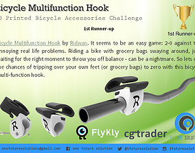 3D printable model Bicycle Multifunction Hook