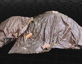 3D Tarp Covered Pile