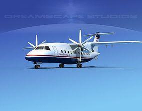 3D model Dornier Do-328-130 Freedom Air