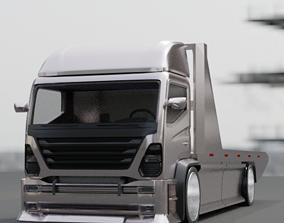 3D printable model Custom truck 06ma-1