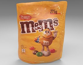 game-ready M and M s 3D model