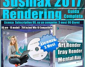 Corso 3ds max 2017 Rendering Guida Completa 3