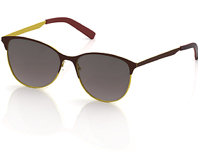 Eyeglasses for Men and Women 3D printable model eyeglass
