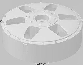 SSR Vienna MST insert for RC ssr 3D print model