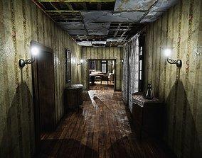 HQ Modular Interior Mansion 3D model
