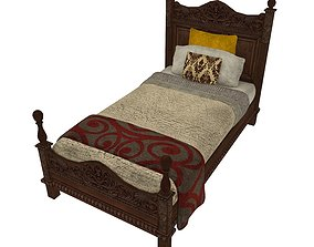 Bedcloth 37 3D asset