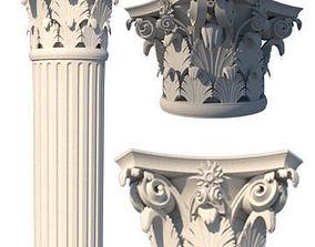 3d Column column