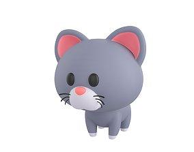 Character027 Cat 3D