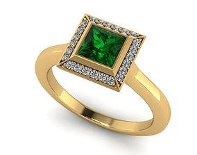 3D printable model Wedding Ring R001