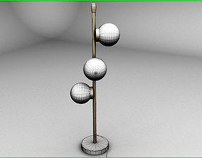TABLE LAMP 3D model lamp bedroom