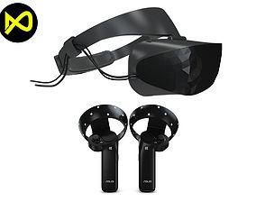 Asus Windows Virtual Reality Mixed Set 3D