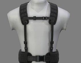 3D asset VX400 Belt