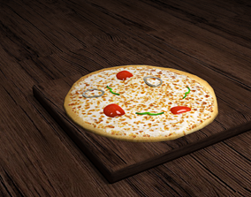 3D other Pizza