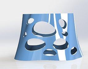3D printable model Organic Pen Holder Water