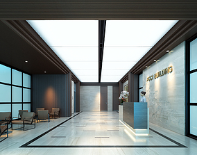 3D Hall of Office P1