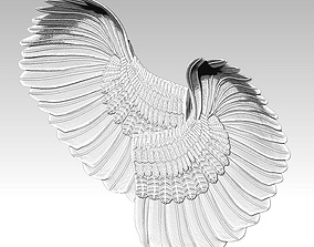 Just wings 3d model