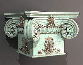 3D printable model Capital architecture