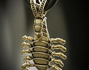 3D print model Scorpio pendant