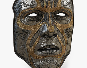 Metal Mask 2 3D model
