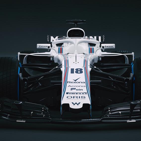 Williams FW41