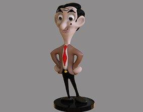 Mr Bean Toon 3D printable model