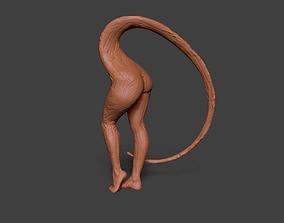 Clay Legs 3 3D printable model