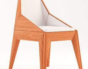 3D model Chair Triarm - Studio Rika