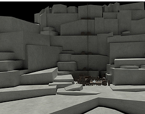3D model The Wall From Games Of Thrones