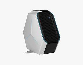Dell Alienware Area 51 R2 case 3D model
