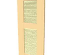 3D model Traditional shutter