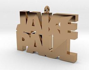 Jake Paul 3D Logo