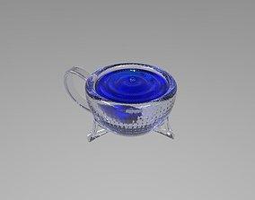 Futuristic mug 3D printable model