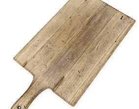 Chopping Board 3D asset