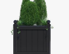 3D model 65cm Windsor Large Planter