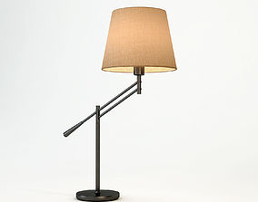 Chelsom Adjust Desk Lamp 3D model