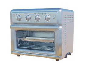 Cuisinart Air Fryer Toaster Oven 3D model