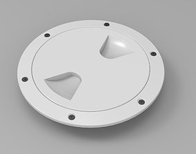 3D Marine Inspection Lid