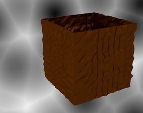 Brick Box Vase 3D printable model