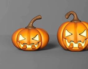 3D printable model Halloween Pumpkin