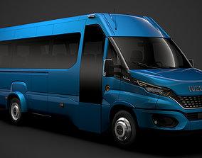 Iveco Daily Tourus L5H2 2020 3D model