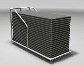 3D model Mat Carrier V02