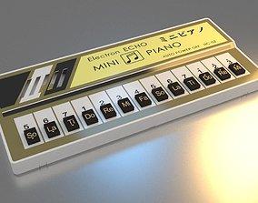 3D model Electron Echo Mini Piano