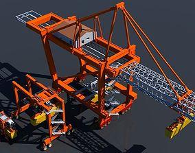 3D Cargo Crane Collection